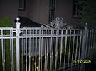 Wrought Iron Garden Fences Code: TDK-02