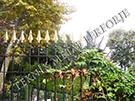 Wrought Iron Garden Fences Code: TDK-05