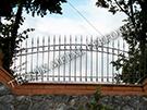 Wrought Iron Garden Fences Code: TDK-15
