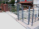 Wrought Iron Garden Fences Code: TDK-27