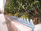 Wrought Iron Garden Fences Code: TDK-17
