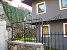 Wrought Iron Garden Fences Code: TDK-08