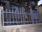 Wrought Iron Garden Fences Code: TDK-19