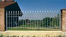 Wrought Iron Garden Fences Code: TDK-10