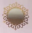 Laser-Cut Mirror 022