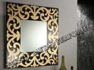 Laser-Cut Mirror 054