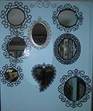 Laser-Cut Mirror 021