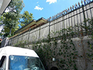 Wrought Iron Garden Fences Code: TDK-39