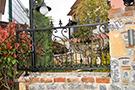 Wrought Iron Garden Fences Code: TDK-48