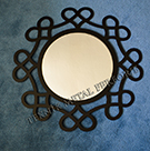 Laser-Cut Mirror 044