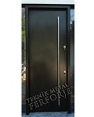 Laser-cut Wrought Iron Door Code:TBK-12