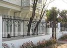 Wrought Iron Garden Fences Code: TDK-04