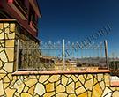 Wrought Iron Garden Fences Code: TDK-34