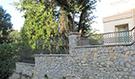 Wrought Iron Garden Fences Code: TDK-21