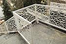Wrought Iron Garden Fences Code: TDK-51