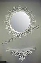 Laser-Cut Mirror 060
