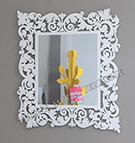 Laser-Cut Mirror 063