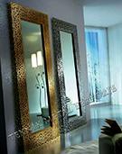 Laser-Cut Mirror 065