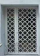 Laser-cut Wrought Iron Door Code:TBK-71