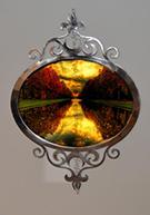 Laser-Cut Mirror 036