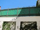 Wrought Iron Garden Fences Code: TDK-13