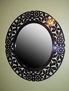 Laser-Cut Mirror 020