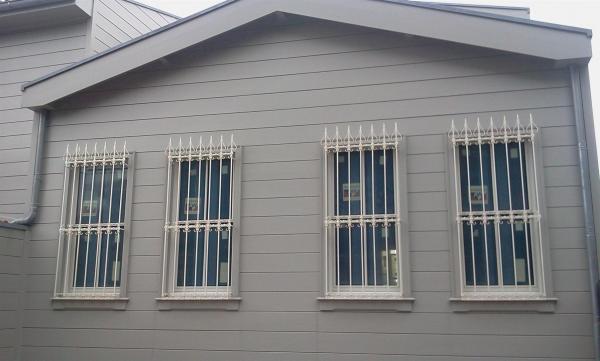 Ferforje Pencere Modelleri Kod: TPD-28
