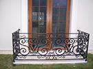 Ferforje balkon korkuluk Modelleri kod: TBL-45