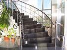 paslanmaz polisajli merdiven korkuluk modeli kod: TPS-06