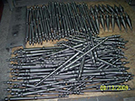 Bogmali Demir Teknik Metal Ferforje Imalati Kod: TFA-02