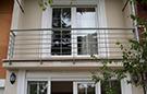 Balkon korkuluk demiri kod: BL-30