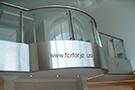 paslanmaz balkon korkuluk demiri kiris kaplamasi paslanmaz satineli malzemeden kod: TBL-07