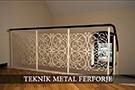 ferforje lazer kesim merdiven korkuluk demiri kod: TMD-13