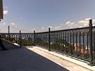 Al�minyum d�k�m balkon korkuluklar kod: BL-42