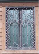 dovme demir ferforje pencere korkulugu Osmanli model kod: TPD-21