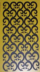 lazer kesim motifler teknik metal ferforje tasarimi kod: TKM-07