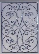 ferforje motif teknik metal ferforje kod: TFM-14