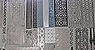 lazer kesim cnc kesim farkli ferforjeler ve yenilikler teknik metal ferforje ve perfore desenler kod: TFM-15