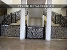 Ferforje el isciligi merdiven korkulugu kod: TMD-41