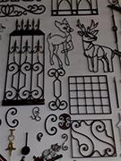 ferforje sanati ferforje cesitleri ferforjeler kod: TFM-18