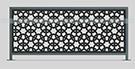 plazma kesim perfore korkuluk selcuklu modeli kod: TBL-39