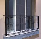 Balkon korkuluk Modeli kod: TBL-12