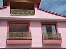 selcuklu balkon korkuluk modeli kod: TBL-62