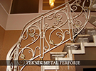 Ferforje el isciligi merdiven korkulugu kod: TMD-27