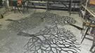 bizim atolyedeki agaclar yerle bir oldu  agac motifler kod: TCNC-24
