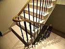 princ kupesteli princ rozetli merdivenler teknik metal ferforje kod: TMD-33