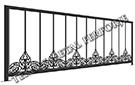 Farkl� ferforje korkuluk demirleri kod: BL-85