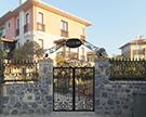 Ferforje El Isciligi Villa Bahce Kapisi kod: TBC-64