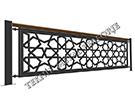 Lazer kesim balkon demiri-Selcuklu modeli kod: TBL-66