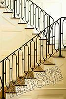 ferforje lazer kesim merdiven kod: TMD-89